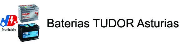 Baterías TUDOR Asturias